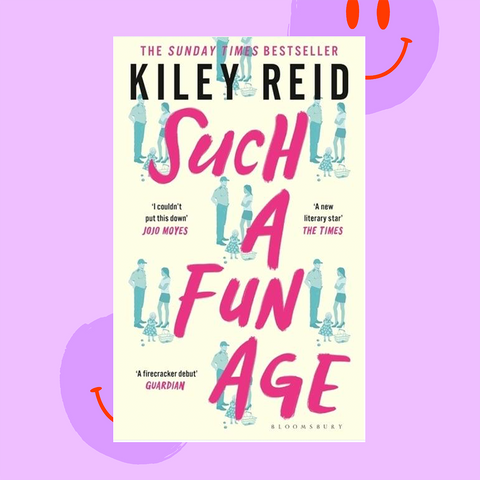 DLAM Cool Things of the Week - Such a Fun Age Kelly Reid