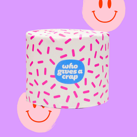 DLAM Cool Things Who Gives a Crap Toilet Roll