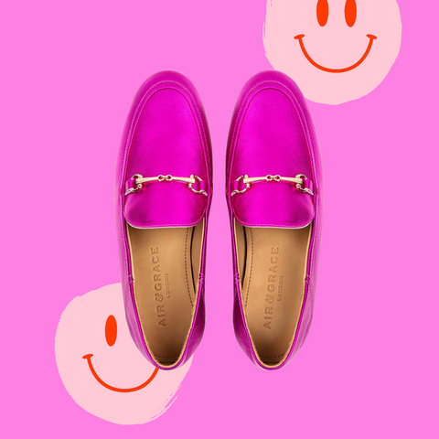 Air & Grace Loafers
