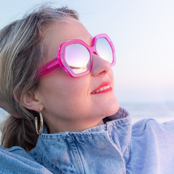 DLAM PINK HOPE Sunglasses