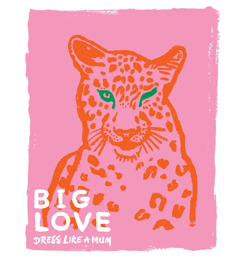 BIG LOVE Sweatshirt by Sophie Ward