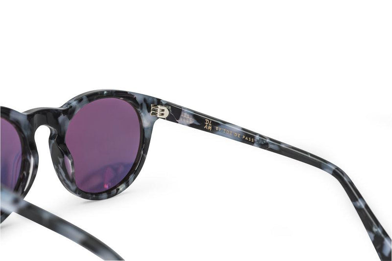 SOLD OUT: The Everyone Black & Pink sunglasses