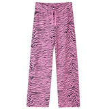 FOX & TAYLOR X DLAM ZIGGY LOUNGE BOTTOMS Pink