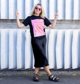 BIG LOVE T-shirt by Sophie Ward