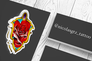 Peony Stickers Pack