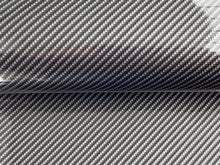 Load image into Gallery viewer, WRPD. Twill Weave Silver Carbon Fibre (W 1500mm)