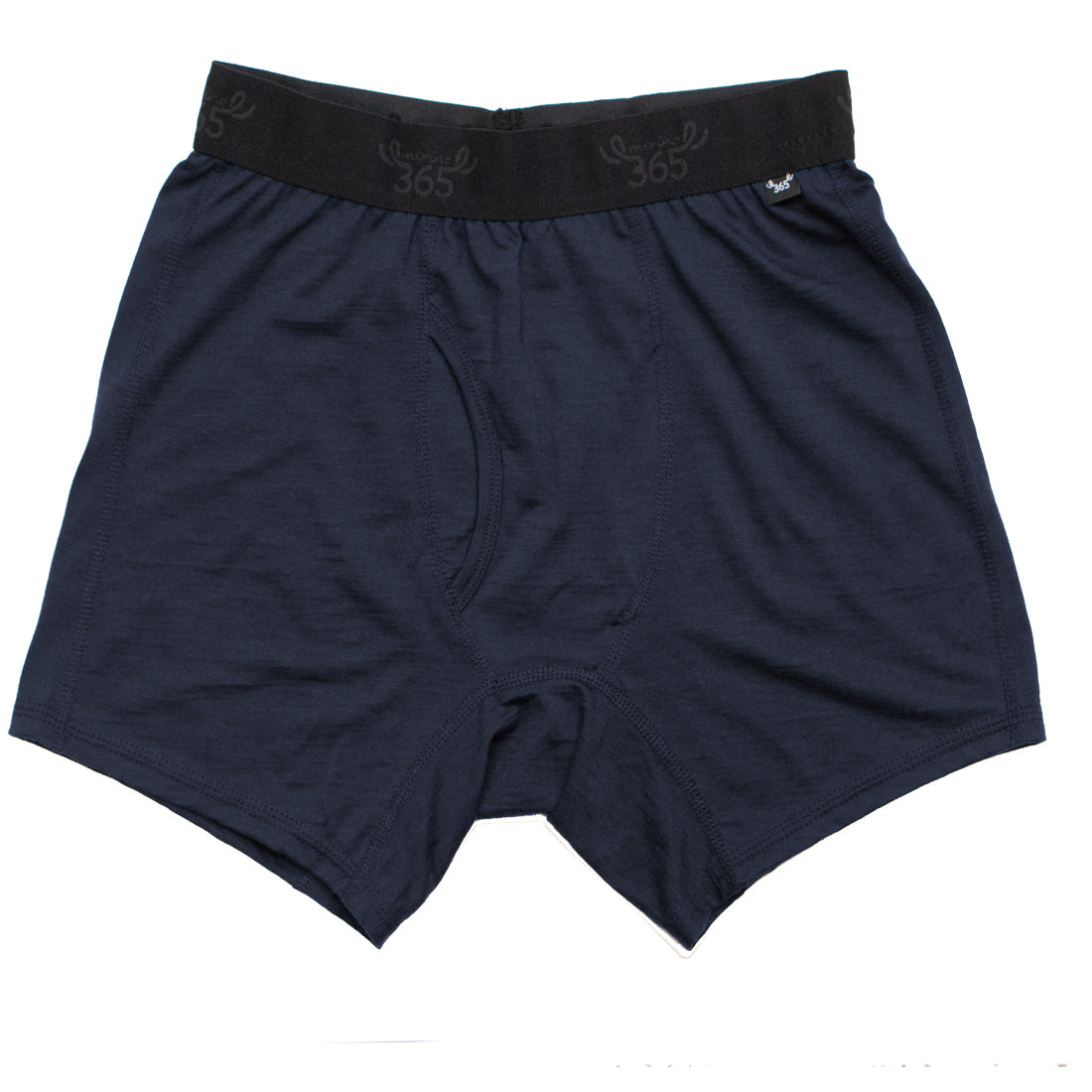 Merino 365 Men's Boxer Brief with Fly, Navy