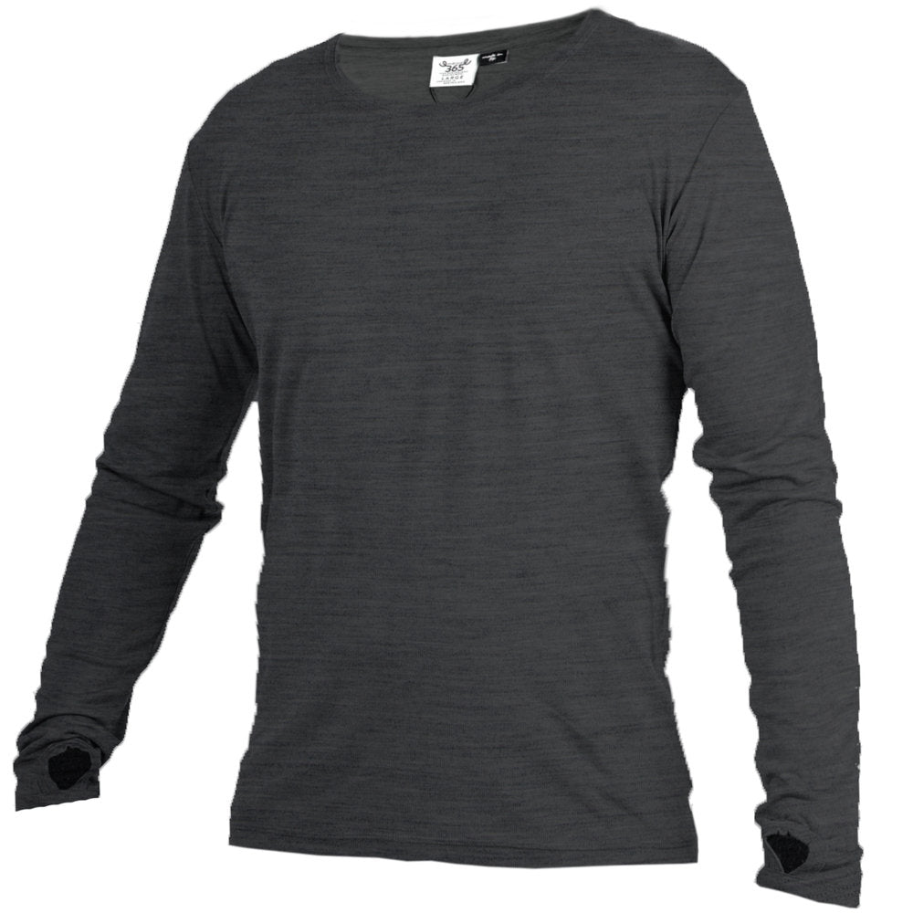 Merino 365 Men's Midweight OG Baselayer, Charcoal