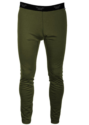 Open image in slideshow, Merino 365 Men's Slim Pant, Kale Green