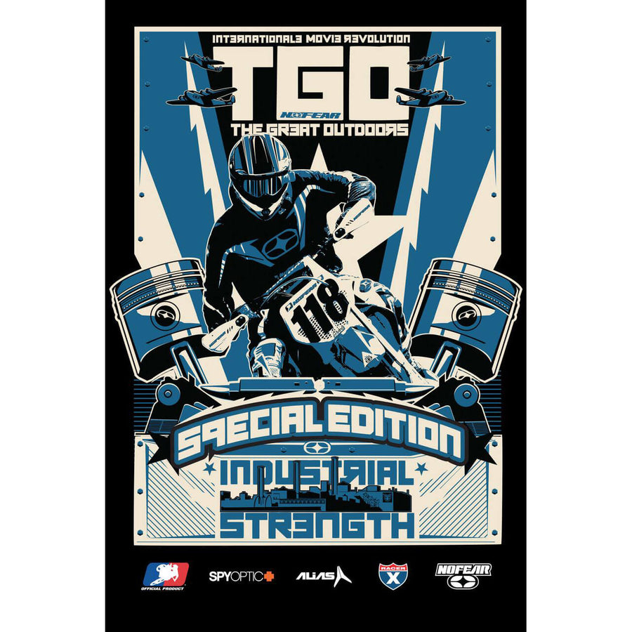 TGO Industrial Strength Special Edition