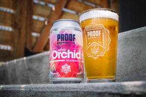 White Orchid American IPA | 4-pack - Proof Brewing Company