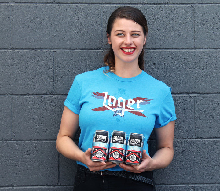 Lager Shirt - Proof Brewing Company