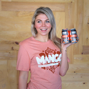 Mango Wit T-Shirt - Proof Brewing Company