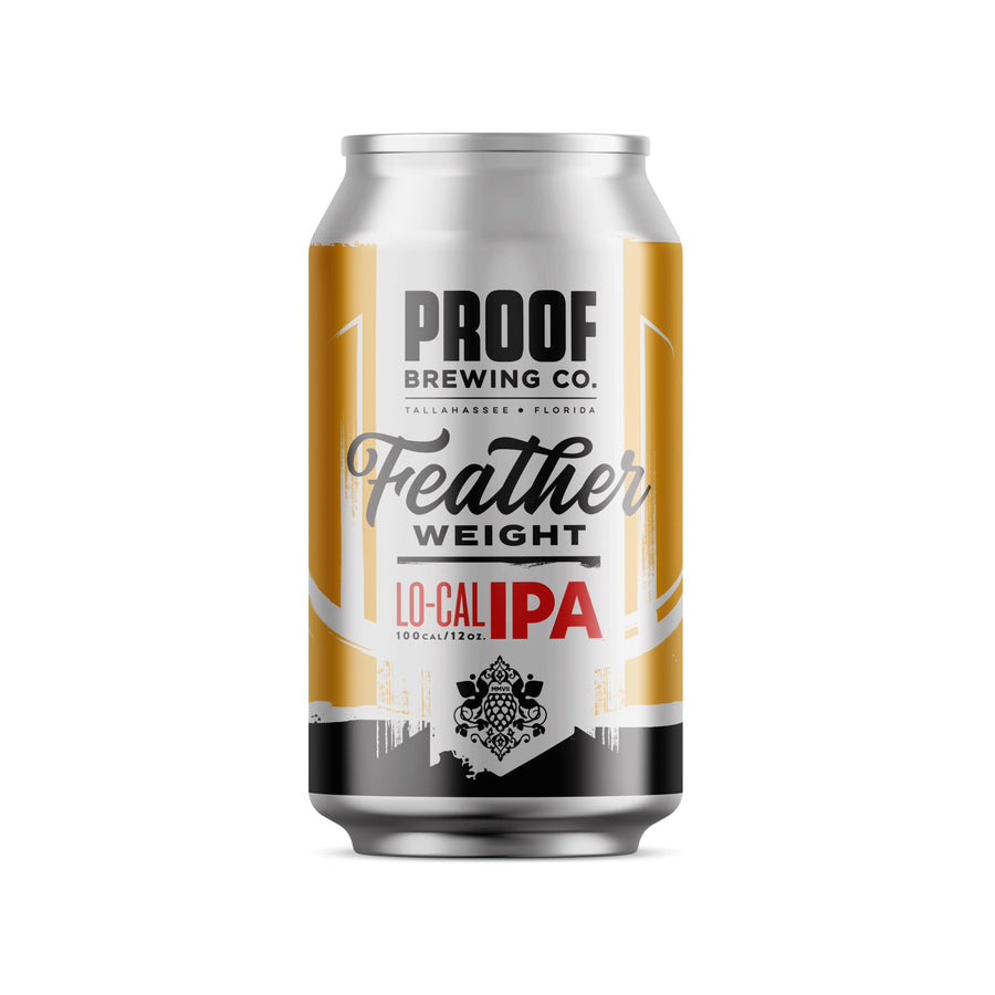 Featherweight Lo-Cal IPA | 6-pack - Proof Brewing Company