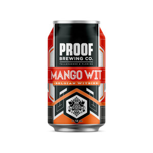 Mango Wit | 6-pack - Proof Brewing Company