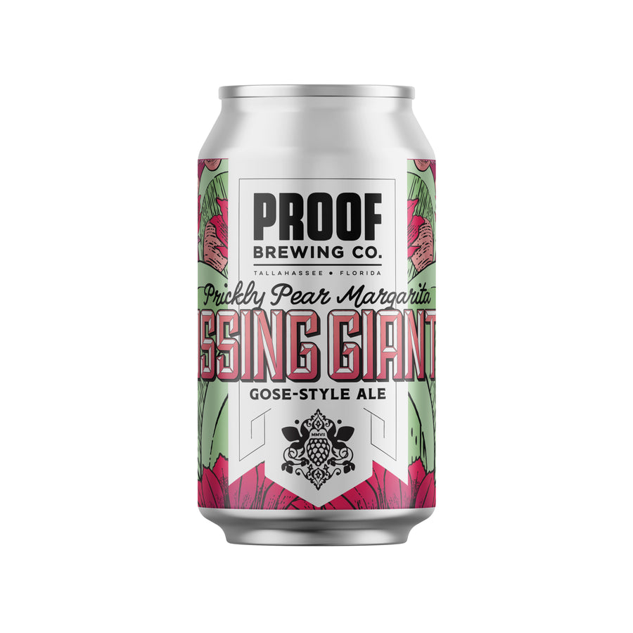 Prickly Pear Margarita Kissing Giants Gose | 6-pack
