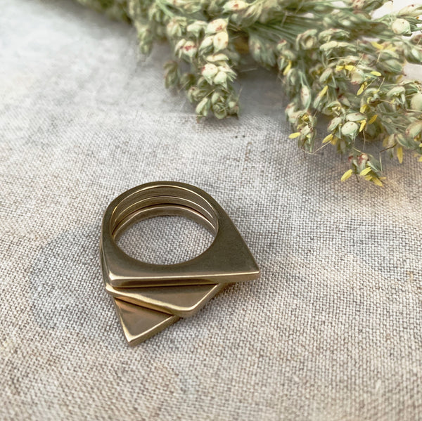 Edge Stacking Rings