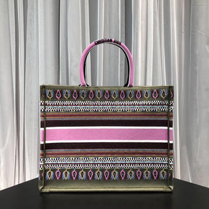 Sac christian Dior Multicouleur tote book