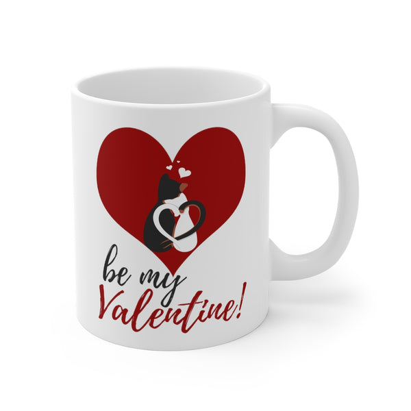 Be My Valentine | Valentines Day | I Love Mug 11oz