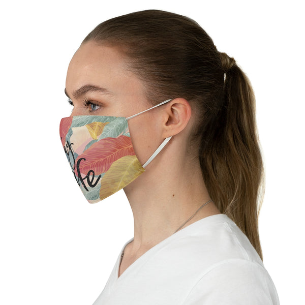 Stay Safe Fabric Face Mask