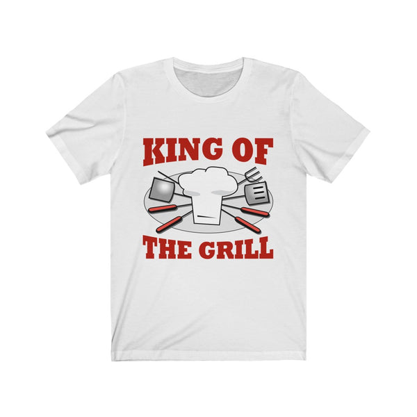 King Of The Grill Jersey Short Sleeve Tee
