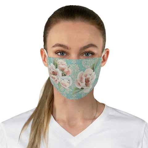 Simple Fabric Face Mask