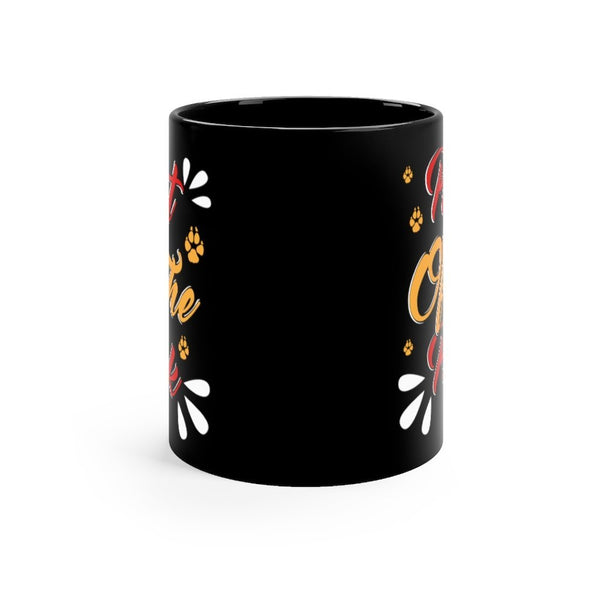 Part Of The Pack Black Mug 11oz Printify
