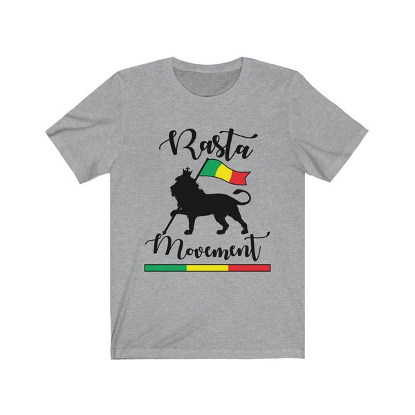 Rasta Movement Unisex Jersey Short Sleeve Tee Printify