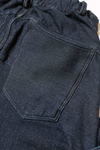 Stevenson Overall Co. Messenger FLEX 5 POCKET JEAN インディゴ [SO-ME1]