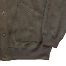 画像をギャラリービューアに読み込む, Stevenson Overall Co. Detachable Hooded Athletic Jacket - DA (Olive) [SO-DA]