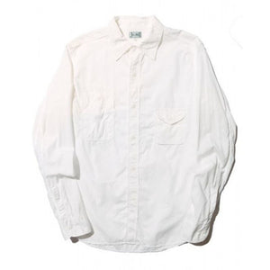JELADO Smoker Shirt ホワイト [JP94113]