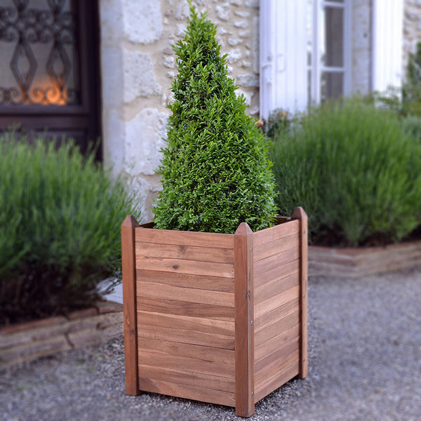 Manhattan Tall Planter