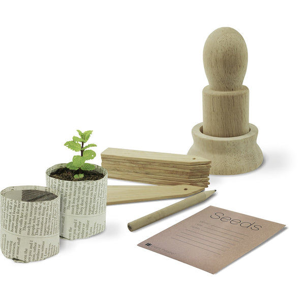 Paper Pot Maker Gift Set