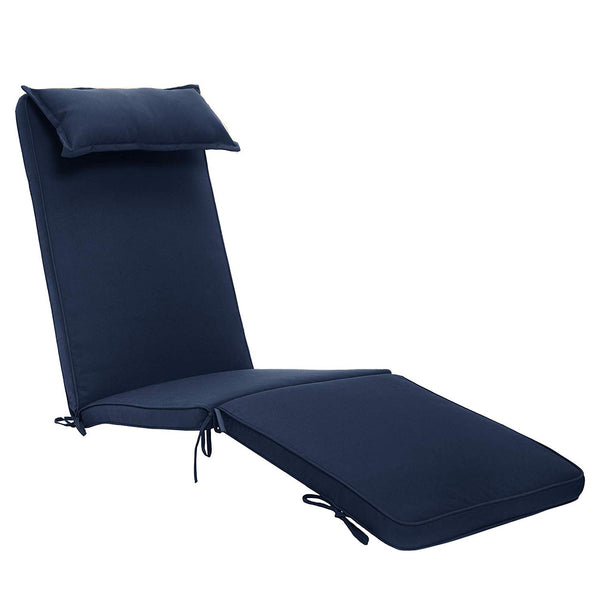 Steamer Chair Cushion (Cool Navy)