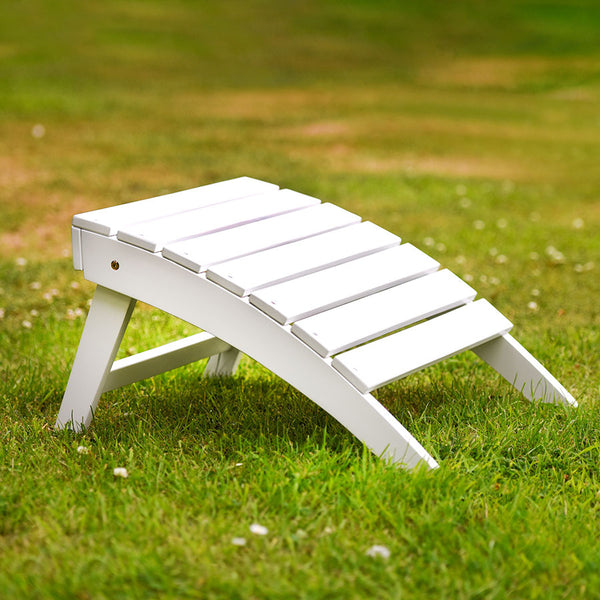 Adirondack Folding Footstool