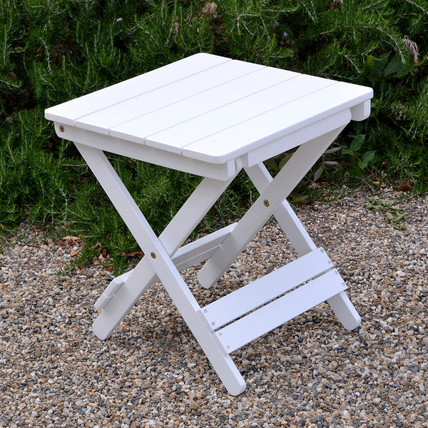 Adirondack Table in White