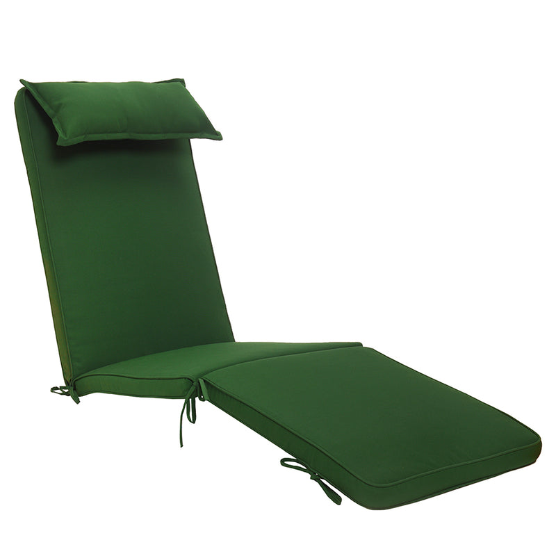 Steamer Chair Cushion (Evergreen)