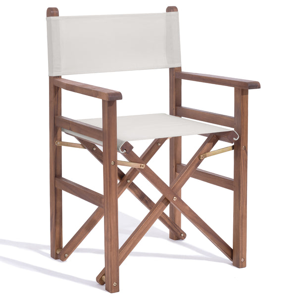 Super Sturdy Director's Chair in Beige