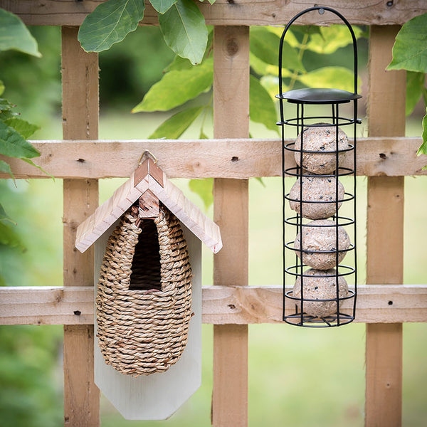 Bird Nesting Pouch and Feeder