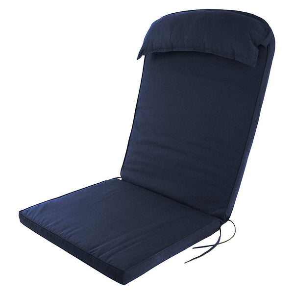 Adirondack Cushion (Cool Navy)