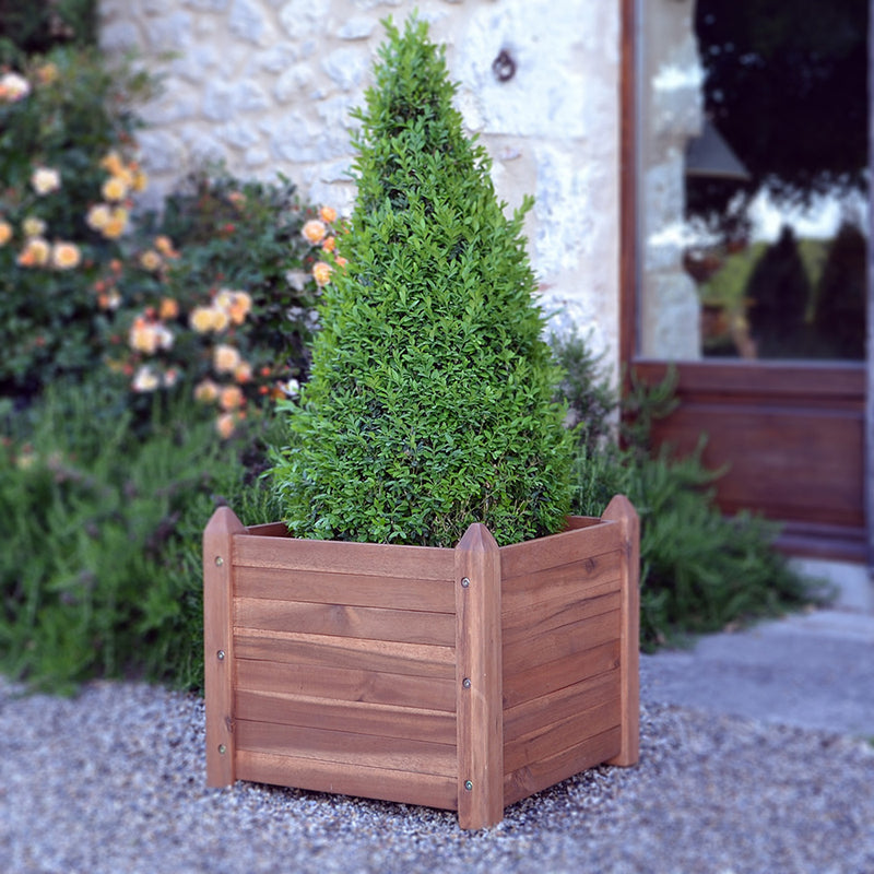 Manhattan Square Planter