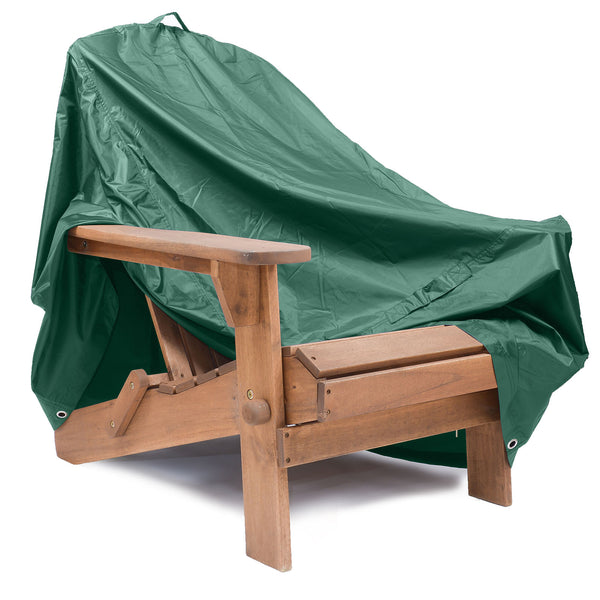 Adirondack Chair Cover in Evergreen