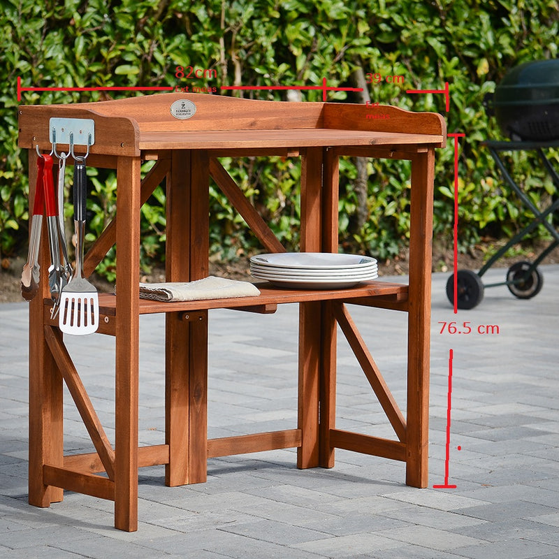BBQ Table & Workstation