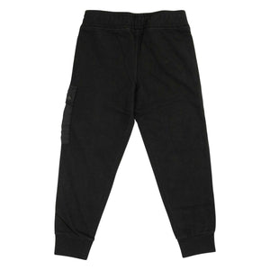 CP Company Junior Lens Jogging Bottoms In Black