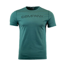 Load image into Gallery viewer, CP Company Logo T-Shirt In Emerald Green