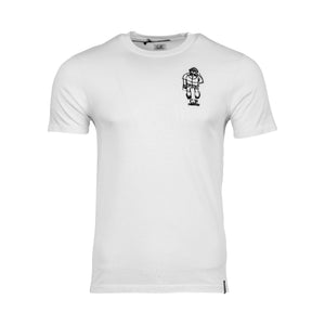 CP Company Comics & Cars 1/20 T-shirt In White