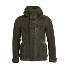 Load image into Gallery viewer, CP Company Nycra Re-Colour Utility Goggle Jacket In Cloudburst