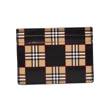Load image into Gallery viewer, Burberry Chequer Print Cardholder