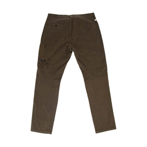 CP Company Stretch Cotton Cargo Pants In Khaki