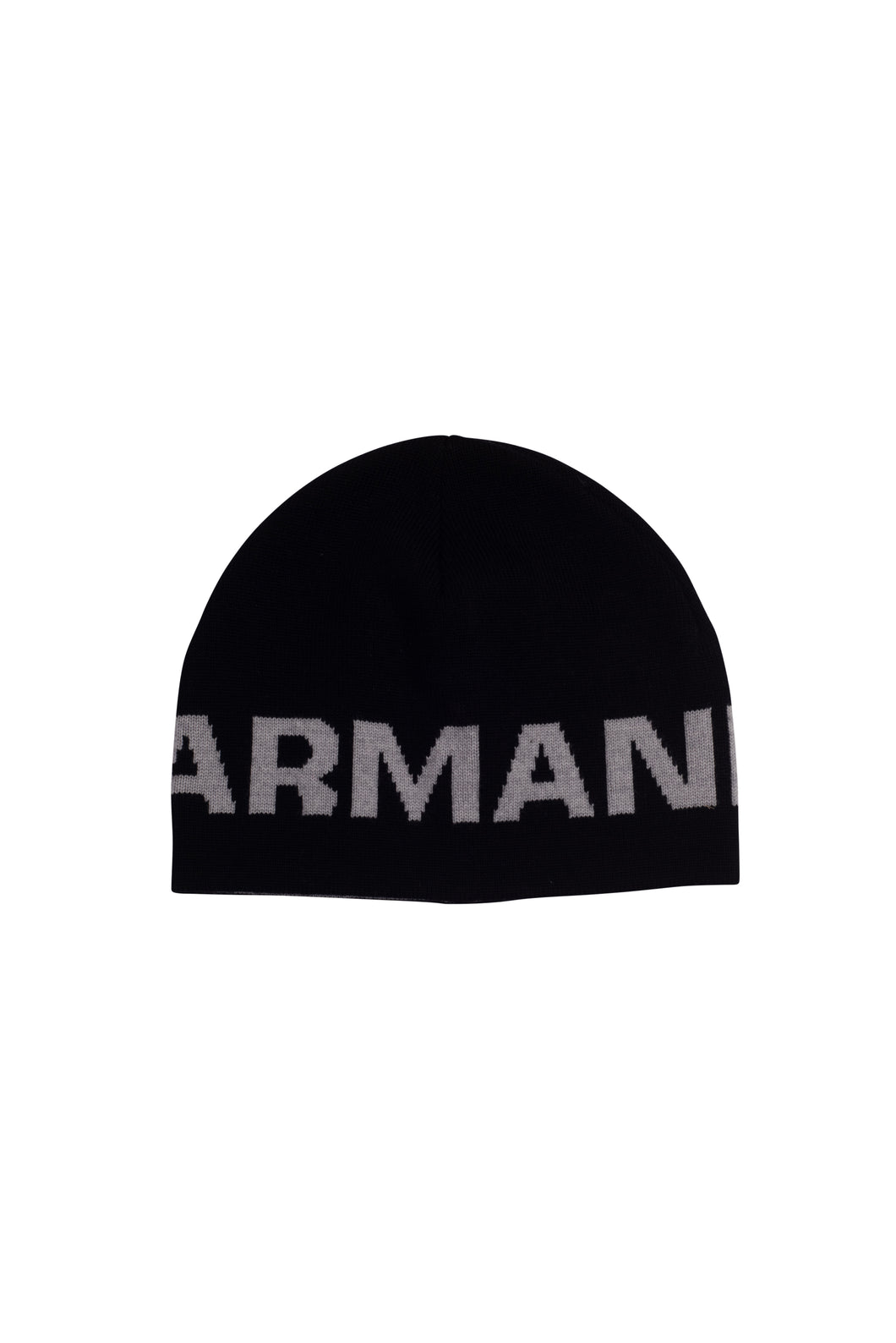 Armani Junior Beanie In Black